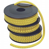 "Маркер МК0- 1,5мм символ ""0""  1000шт/упак IEK"