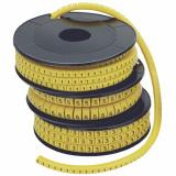 "Маркер МК0- 1,5мм символ ""4""  1000шт/упак IEK"