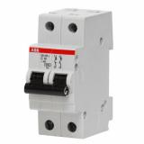 Автоматический выключатель SH202L 2P 50A (C) 4,5 kA 2CDS242001R0504
