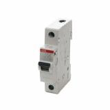 Автоматический выключатель SH201L 1Р 63А (С) 4,5кА 2CDS241001R0634