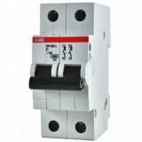 Автоматический выключатель SH202L 2P 63A (C) 4,5 kA 2CDS242001R0634