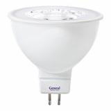 Лампа GLDEN-MR16-7-230-GU5.3-4500 GENERAL ДИФФУЗОР