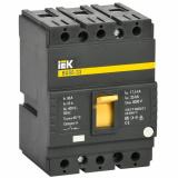 Автоматический выключатель ВА88-33 3Р 80А 35кА IEK