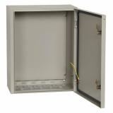 Корпус металлический ЩМП-3-0 У2 650х500х220  IP54 IEK