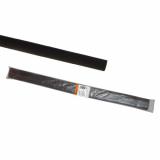 Термоусаживаемая трубка ТУТнг 2/1 черная по 1м (200м/упак) TDM