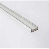 Профиль GAL-GLS-2000-7-16 (2м профиль+2м рассеиватель+2заглушки+4 скобы с шурупами)