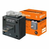 Трансформатор тока измерительный с шиной ТТН-Ш 20/5-5VA/0,5 TDM