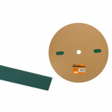 Термоусаживаемая трубка ТУТнг 16/8 зеленая (100 м/ролл) TDM