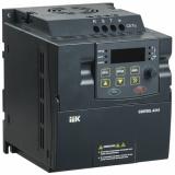 1,5 kW 1Ф Преобразователь частоты CONTROL-A310 220В выход 380В,   7A IEK