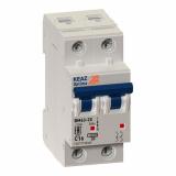 Выключатель автоматический модульный OptiDin BM63-2C32-УХЛ3 (Новый)