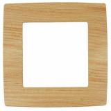 ЭРА Рамка на 1 пост, Эра12, сосна 12-5001-11