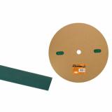 Термоусаживаемая трубка ТУТнг 20/10 зеленая (100 м/ролл) TDM