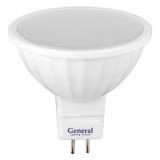 Лампа GLDEN-MR16-10-230-GU5.3-4500
