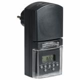 РТЭ-3 Розетка-таймер электр. 1мин 7дн 140on/off 16А IP44 IEK