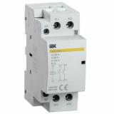 Контактор модульный КМ63-20М AC IEK