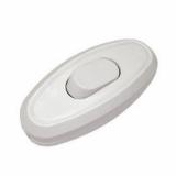 Выключатель Smartbuy, проходной белый 6А 250В (SBE-06-S04-w)