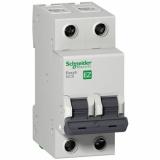 Выключатель автоматический модульный 2п C 40А 4.5кА EASY9 SchE EZ9F34240