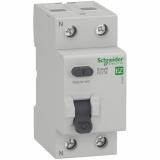 SE ЕASY 9 Выключатель дифференциального тока (УЗО) 2п 25А 30мА тип АС EZ9R34225