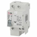 SIMPLE-mod-32 ЭРА SIMPLE Автоматический выключатель дифференциального тока 1P+N 32А 30мА тип АС х-ка