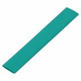 Трубка термоусадочная GHS-8-4-G, 8/4мм, Зеленая, 1м GENERAL