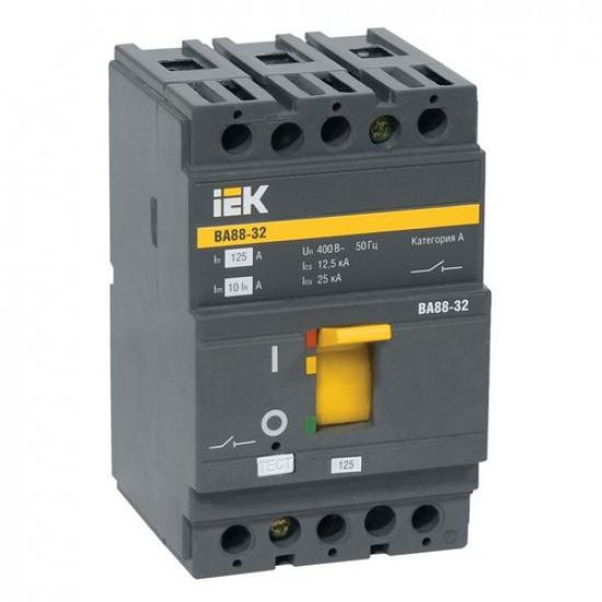 Автоматический выключатель ВА88-32  3Р  63А  25кА  IEK - 1