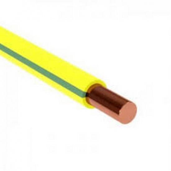 Провод ПуГВнг(А)-LS 1х6,0 ж/з - 1
