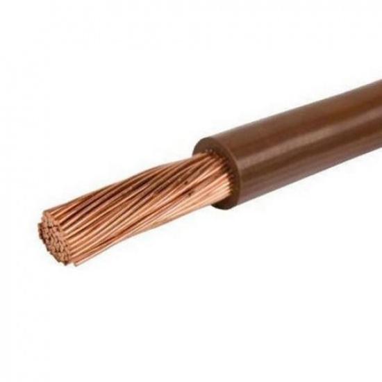 Провод ПуГВ 4,0 коричневый - 1