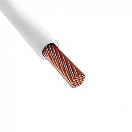 Провод ПуВнг(А)-LS 1х6 белый - 1