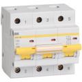 Автоматические выключатели ВА 47-100 IEK
